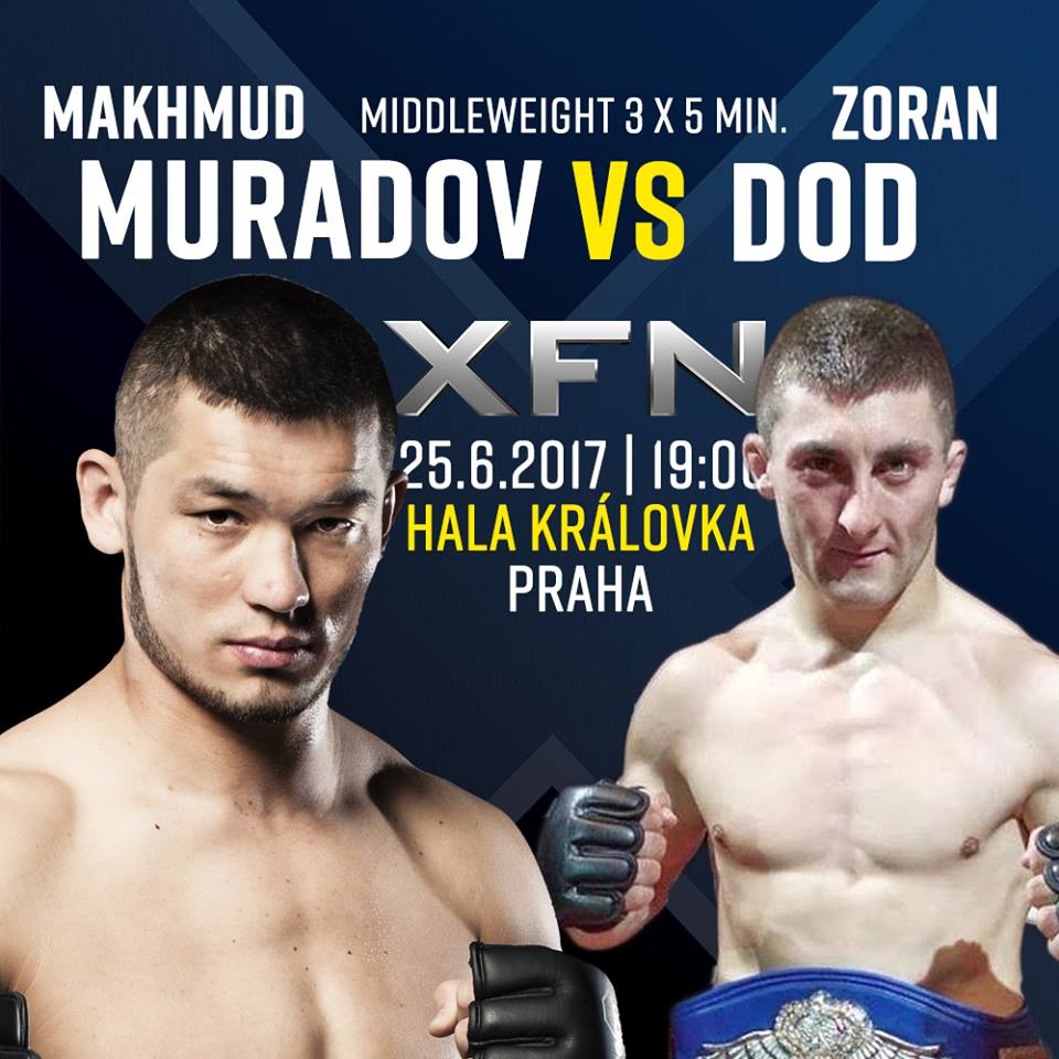 Makhmud Muradov: Jak Se Připravují Naši Fighteři Na XFN3